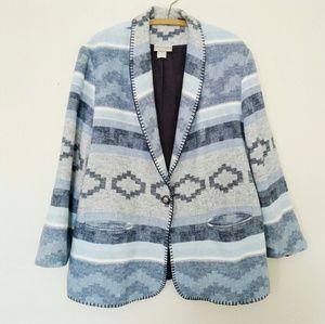 Western Knit Jacket